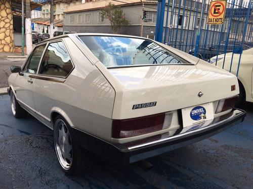 volkswagen passat ts turbo 1980