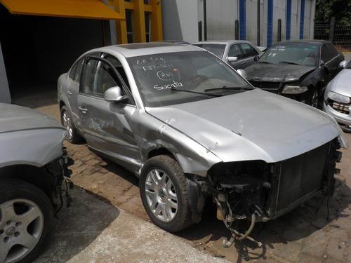 volkswagen passat v6 2,8 30v 2005 sucata para peças