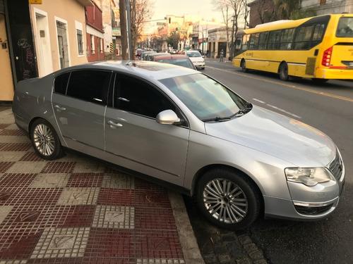 volkswagen passat v6 4 motion dsg año 2009 blindado con rb3