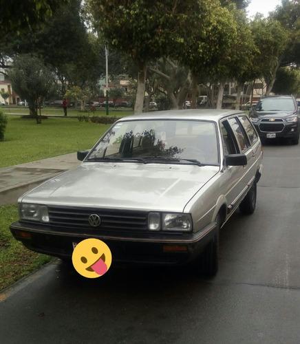 volkswagen passat variant 1987 camioneta 5 puertas aleman
