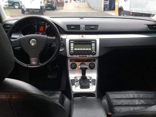 volkswagen passat variant 2.0 fsi turbo 16v gasolina 4p