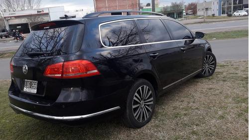 volkswagen passat variant 2.0 luxury tsi 211cv 2012
