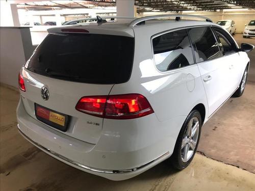 volkswagen passat variant 2.0 tsi 16v 211cv gasolina 4p auto