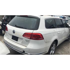 Volkswagen Passat Variant 2012 Sucata Para Venda De Peças