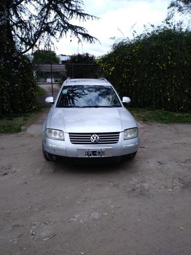 volkswagen passat variant 2.5 i v6 tipt 4m variant 2004