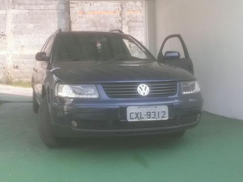 volkswagen passat variant 2.8 v6 5p 1999
