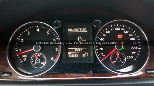 volkswagen passat variant luxury 2.0 tsi dsg impecable #at3