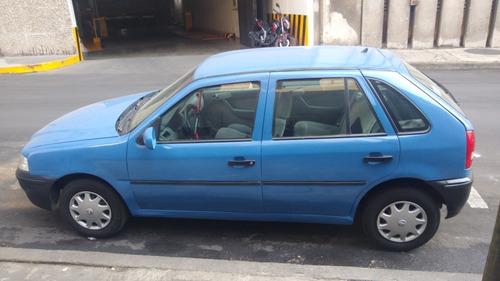 volkswagen pointer 1.6 city mt 2001