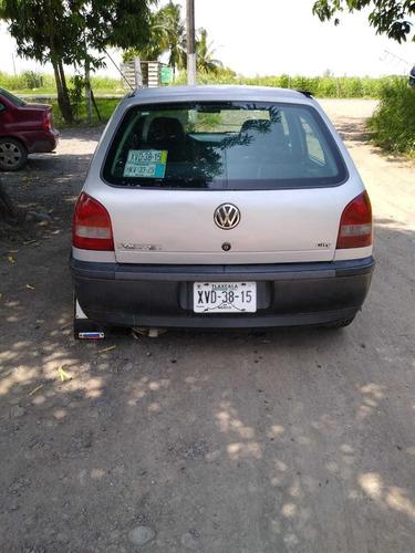 volkswagen pointer 1.6 city mt 2004