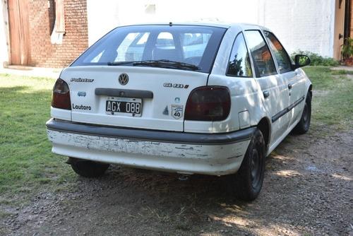 volkswagen pointer 95 c/gnc
