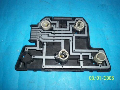 volkswagen  pointer circuito impreso faro trasero