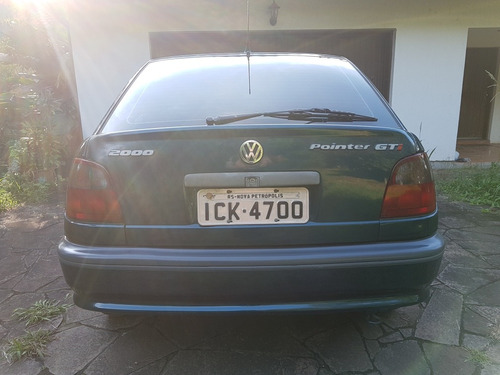 volkswagen pointer gti 2.0