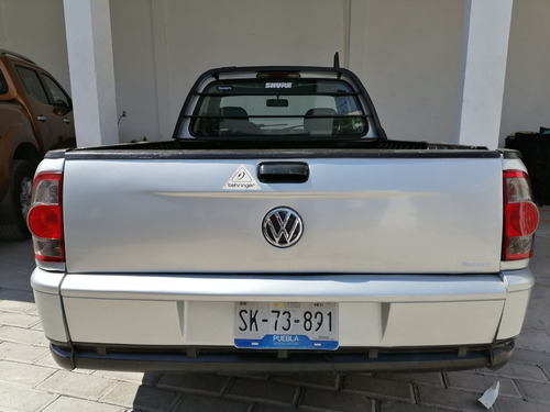 volkswagen pointer pick-up 1.6 base mt 2010