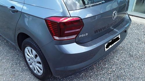 volkswagen polo 0km 2021 $300.000 o tu usado + cuotas e