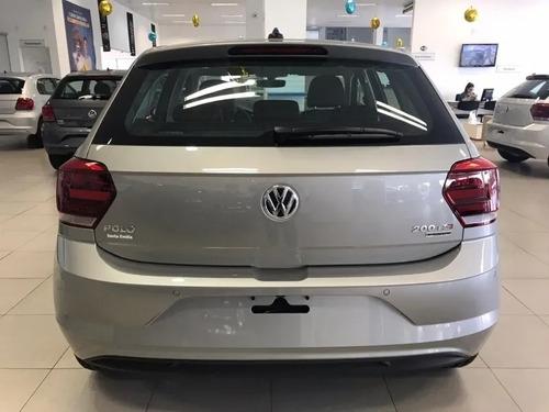 volkswagen polo 0km anticipo $280.000 cuota fija  $14.100 x-