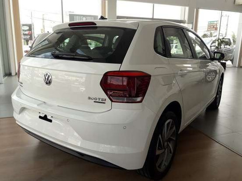 volkswagen polo 1.0 tsi highline turbo 2020 painel roda cour