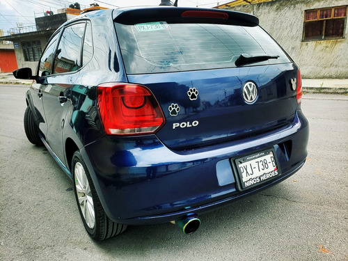 volkswagen polo 1.2 confortline mt 2013 autos puebla