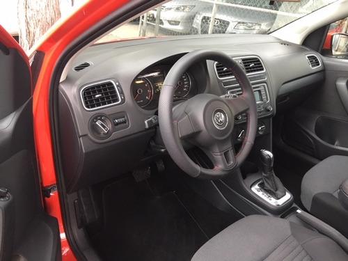 volkswagen polo 1.2  turbo confortline automatico