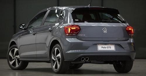 volkswagen polo 1,4 250tsi gts 2021. financie / recibo usado