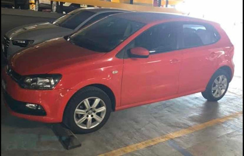volkswagen polo 1.6 at 2015