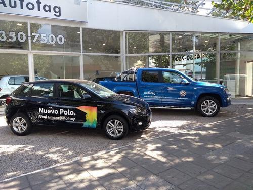 volkswagen polo 1.6 comfortline 2019 0 km 7