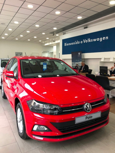 volkswagen polo 1.6 comfortline 5ptas manual 2019 0km vw msi