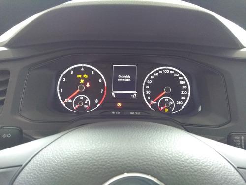 volkswagen polo 1.6 comfortline automatico 2019 0 km 5