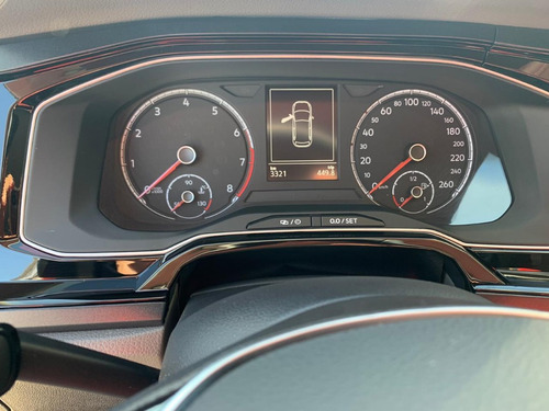 volkswagen polo 1.6 comfortline plus 5p tiptronic l/18 2020
