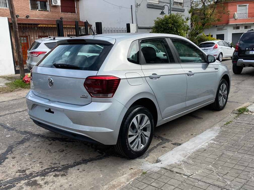 volkswagen polo 1.6 comfortline plus at 2019 automatico 2020