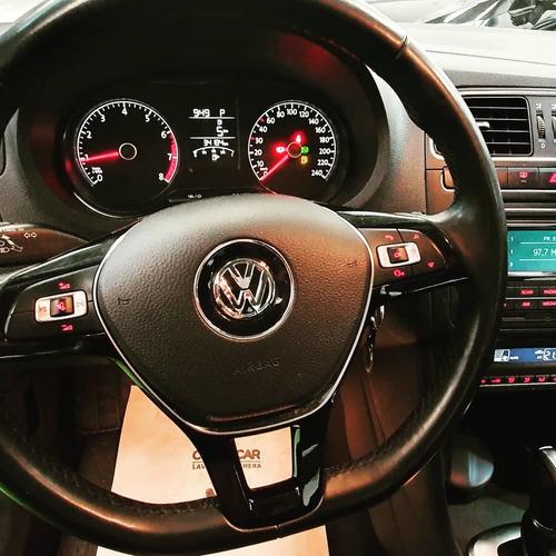 volkswagen polo 1.6 comfortline tiptronic 2016