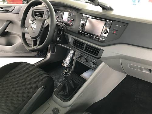 volkswagen polo 1.6 confort autom. ant. y cuotas 0%.mz