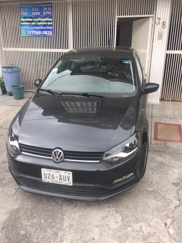 volkswagen polo 1.6 l4 tiptronic at 2017