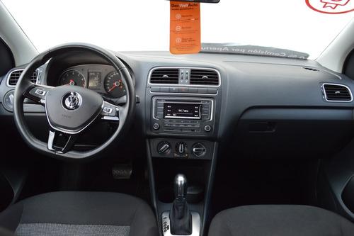 volkswagen polo 1.6 l4 tiptronic at como nuevo!