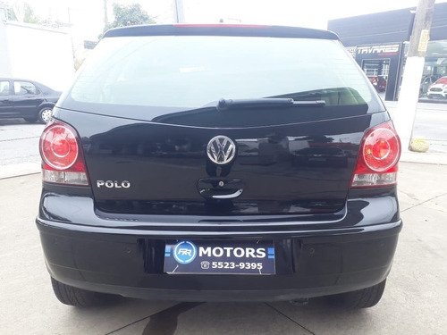 volkswagen polo 1.6 mi 8v e-flex 4p manual