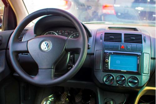 volkswagen polo 1.6 mi 8v e-flex 4p manual
