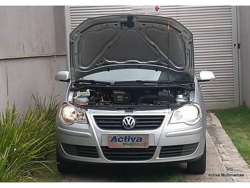 volkswagen polo 1.6 mi 8v flex 4p automatizado