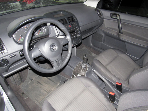 volkswagen polo 1.6 mi 8v flex 4p manual