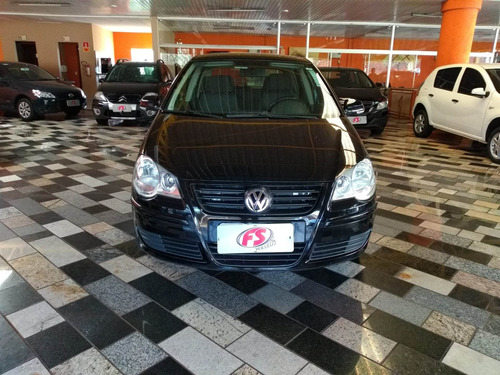volkswagen polo 1.6 mi 8v flex 4p manual