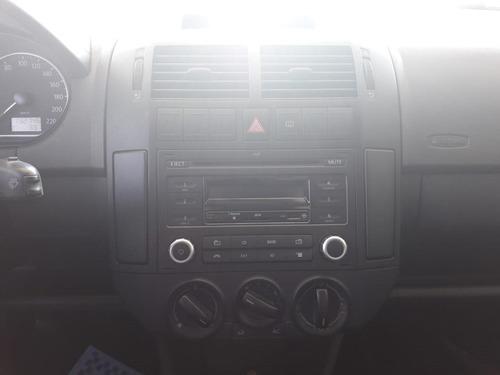 volkswagen polo 1.6 mi 8v flex 4p zero de entrada