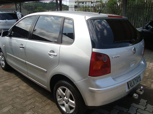 volkswagen polo 1.6 mi 8v gasolina 4p manual