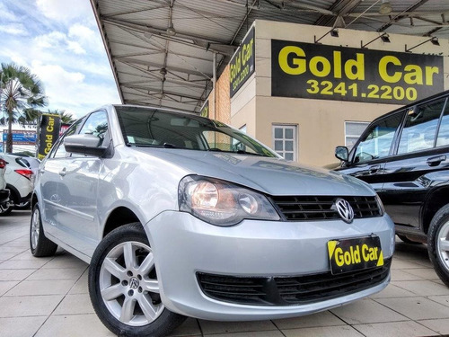 volkswagen polo 1.6 mi sportline 8v flex 4p manual