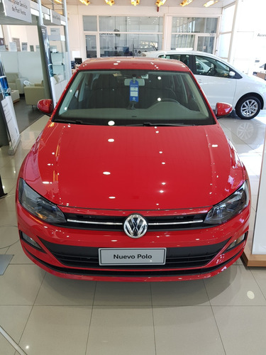 volkswagen polo 1.6 msi comfort plus 0km 2018  dm