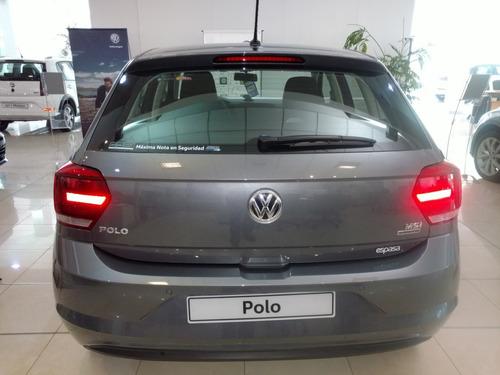 volkswagen polo 1.6 msi comfort plus at 0 km eb #12