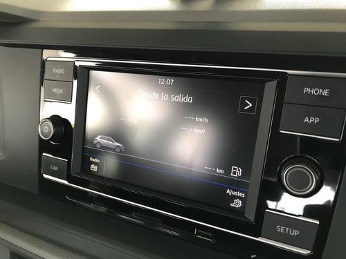 volkswagen polo 1.6 msi comfort plus at 0km 2019 mz