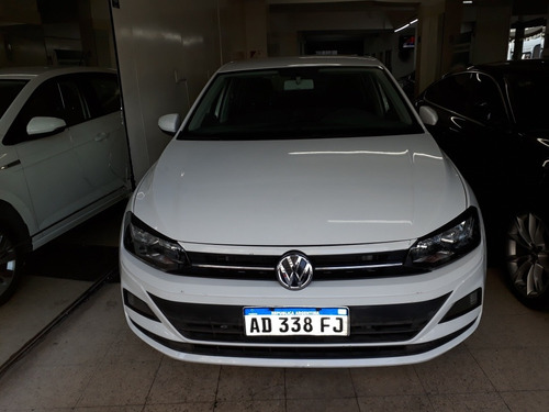 volkswagen polo 1.6 msi comfort plus at 2018