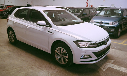 volkswagen polo 1.6 msi comfort plus at 2018 fm