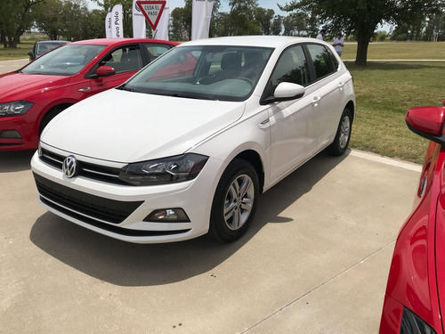 volkswagen polo 1.6 msi comfort plus at 2018 stock - mg
