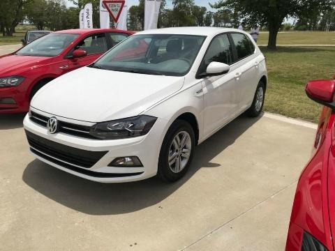 volkswagen polo 1.6 msi comfortline manual 2018 0km