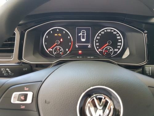 volkswagen polo 1.6 msi confortline automatico 2019 0km #26