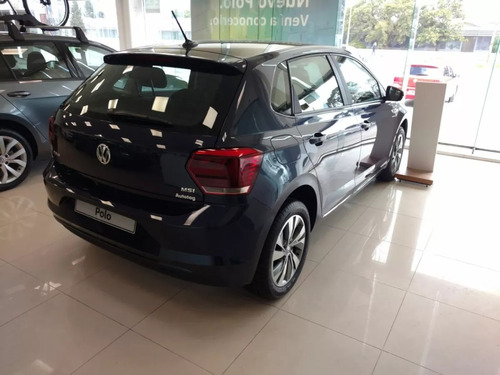volkswagen polo 1.6 msi highline 0 km 2020 2